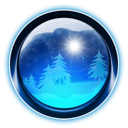 Christmas, Dooffy, Ikony, Nature Icon