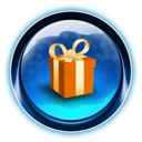 Christmas, Dooffy, Ikony, Present Icon