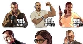 GTA IV Icons