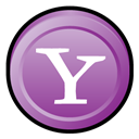 Alternate, Messenger, Yahoo Icon