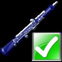 Oboe, Ok Icon