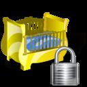 Cradle, Lock Icon