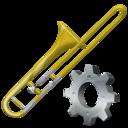 Config, Trombone Icon