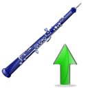 Oboe, Up Icon
