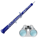 Oboe, Search Icon