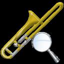 Trombone, Zoom Icon