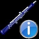 Info, Oboe Icon