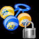 Lock, Rattle Icon
