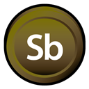 Adobe, Cs, Soundbooth Icon