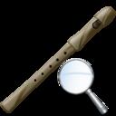 Flute, Zoom Icon