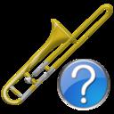 Help, Trombone Icon
