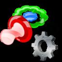 Config, Pacifier Icon