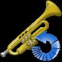 Reload, Trumpet Icon