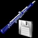 Oboe, Save Icon
