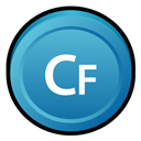 Adobe, Coldfusion, Cs Icon