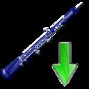 Down, Oboe Icon