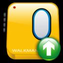 Up, Walkman Icon