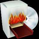 Box, Burning, v Icon