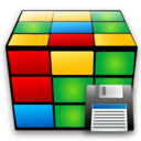 Cube, Save Icon