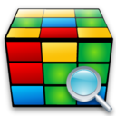 Cube, Zoom Icon