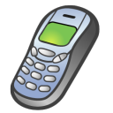 Mobile, Telephone Icon