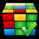 Cube, Ok Icon