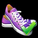 Ok, Shoes Icon