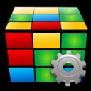 Config, Cube Icon