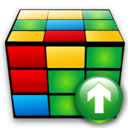 Cube, Up Icon