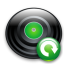 Disc, Reload Icon