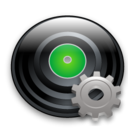 Config, Disc Icon