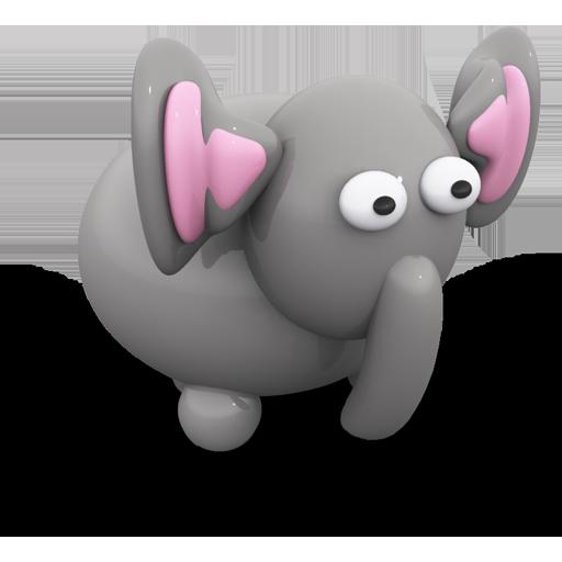 Archigraphs, Elephantporcelaine, Mac Icon