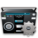 Config, Recoder, Tape Icon