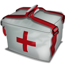 Box, Safety, v Icon
