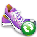 Refresh, Shoes Icon