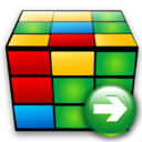 Cube, Next Icon