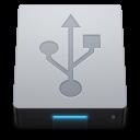 , Device, Hd, Usb Icon