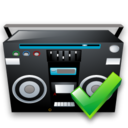 Ok, Recoder, Tape Icon