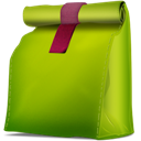 Box, Corbeille, Propre, Vide Icon