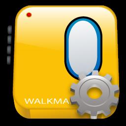 Config Walkman Icon Download Free Icons