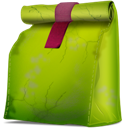 Box, Corbeille, Sale, v Icon