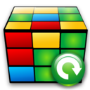 Cube, Reload Icon