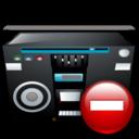 Recoder, Remove, Tape Icon