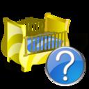 Cradle, Help Icon