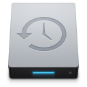 , Device, Machine, Time Icon