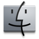, Dock, Finder Icon