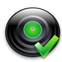 Disc, Ok Icon