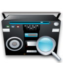 Recoder, Tape, Zoom Icon