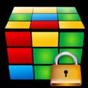 Cube, Lock Icon