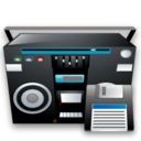 Recoder, Save, Tape Icon
